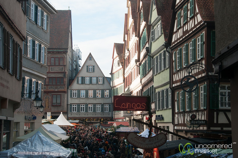 Tübingen Christmas Market - Baden-Württemberg, Germany