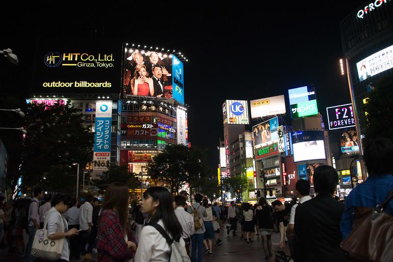 On a Tokyo Street-7359