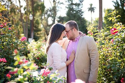 Michelle + Dustin Engagement