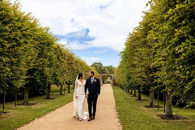 Luke & Rhiannon's wedding