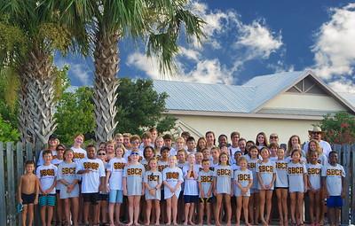 2018 Aug 11 SBCR Swim Team