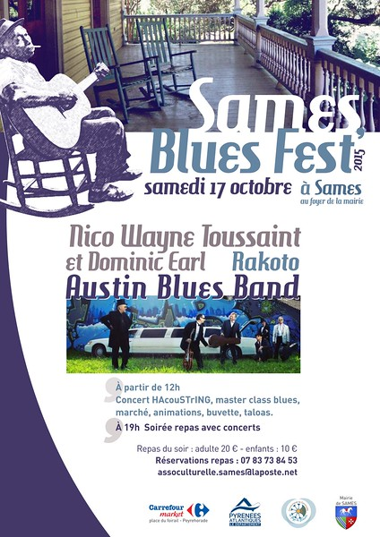 Sames Blues Festival 2015