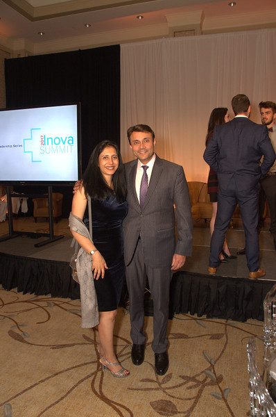 Drs.AmitAndPriyaRastogi,Nov11,2017,2017 Inova State of Philanthropy Reception and Dinner,NancyMilburnKleck.jpg