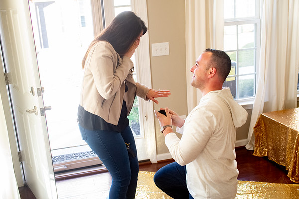 Christina & Christians Marriage Proposal