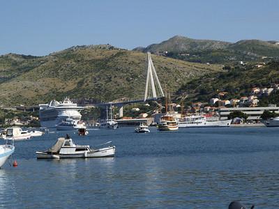 Mi 5.7.06: Dubrovnik - Dobra (Mljet) - Polace