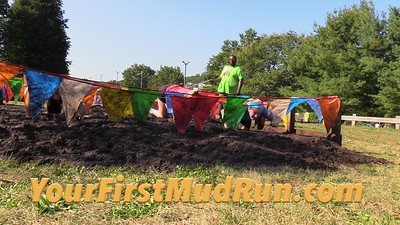 Pictures: 2017 Your First Mud Run at Holyoke Community College in Massachusetts 9/24/2017