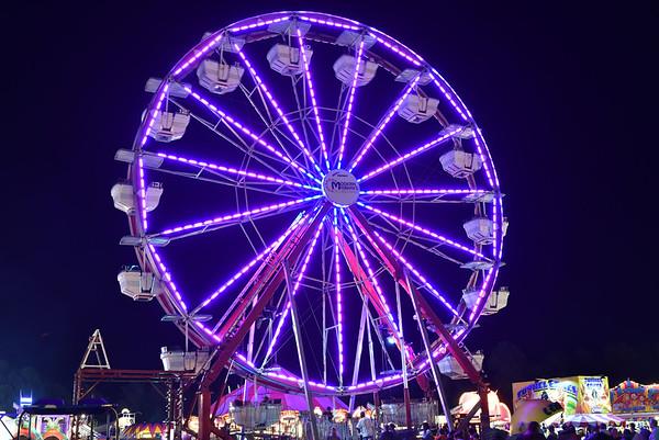Exchange Club Fair 2015 - Brunswick, Georgia