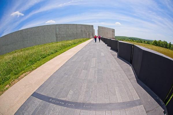 Flight 93 Memorial 2016