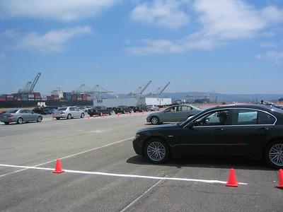 2004.07.10 Sat - Lexus Taste of Luxury event @ Alameda Point with Marc Rice