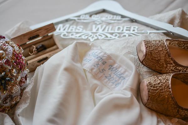 Larkins-Wilder Wedding