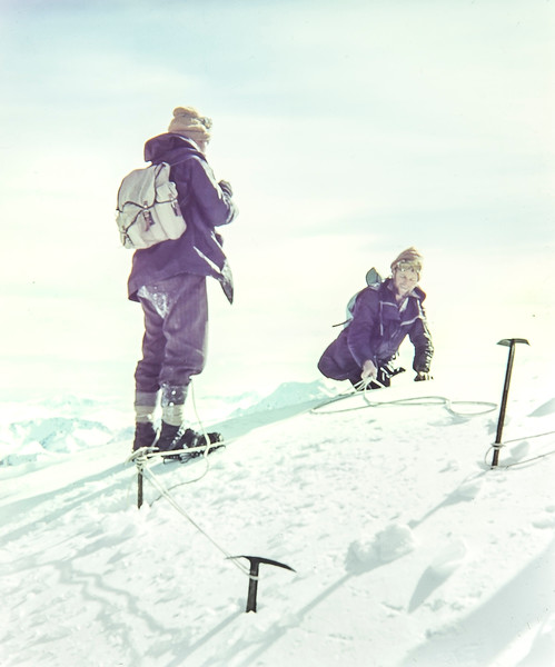 1954 ice practice on Mt Ruapehu.jpg