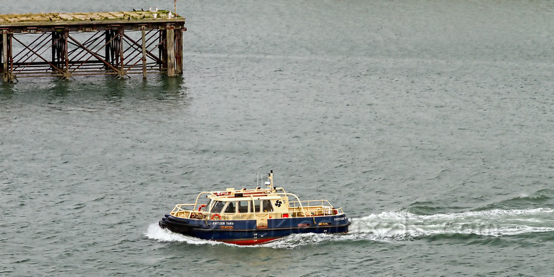 Line Boat 'Svitzer Taku'