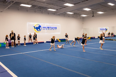 Mustang Cheer Event 2