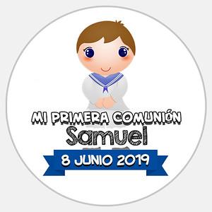 Comunión Samuel