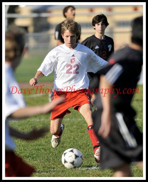Soccer - Ocean Freshman vs Jackson  Oct 2009