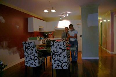 Janine's Housewarming & Greg's 56th Birthday - May 3, 2008