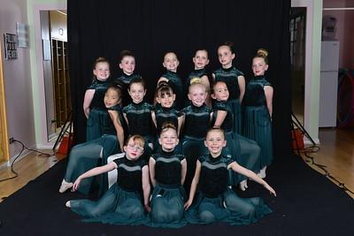 SBPS Thursday - Ballet 1,  Ms. Paulina