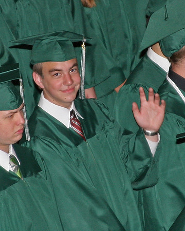 Evan Loessberg's High School Graduation