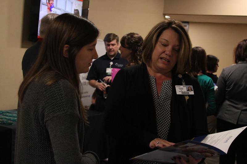 GWU Healthcare Career Fair 2017