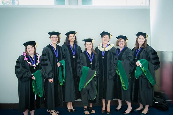 Desha Graduation