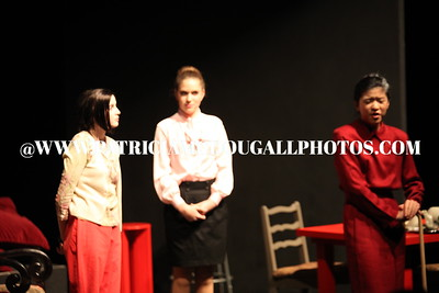 Murder Takes The Stage - Saturday, November 22, 2014