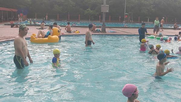 20200627 前港公園游泳池