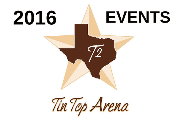 2016 T2 Arena Events