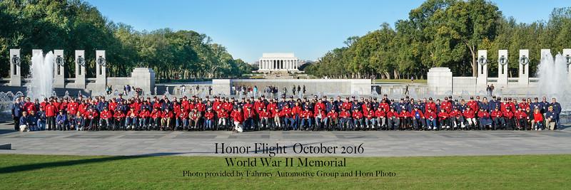 Honor Flight #12 (Oct2016)