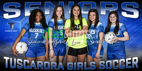 2019 Tuscarora Womens Soccer