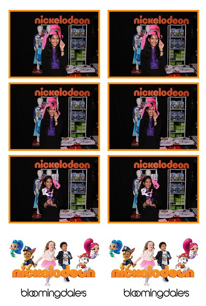 Nickelodeon Bloomingdale's (05/19/18)