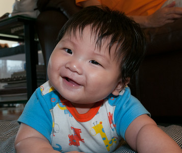 Lincoln's 4th Month (June 12 through July 11)