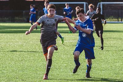 St Helens Town U18's (a) L 0-5 *