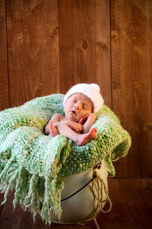 Hayden Blankenship {newborn}