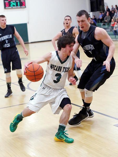 McCann Tech plays Franklin Tech in basketball-021015