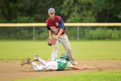 2015 Rogers vs. Bessey Motors' Legion Baseball