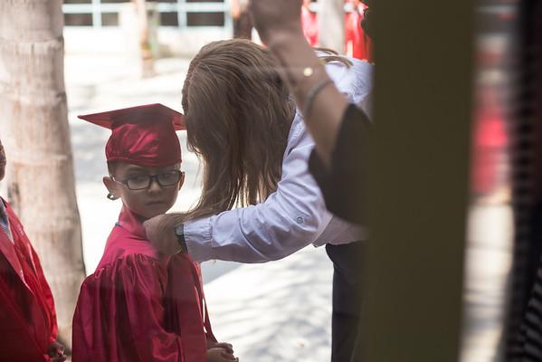 Elijah's Graduation 6-15