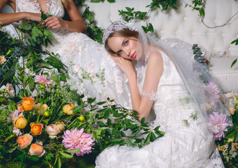 """""""Wedding Fashion Week"""",  Client - KEVYN AUCOIN BEAUTY for CLAIRE PETTIBONE"""