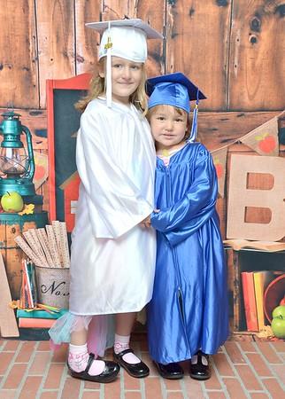 Isabella & Emiliana Graduation 2020