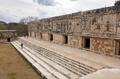 Slideshow - Uxmal Mayan Ruins