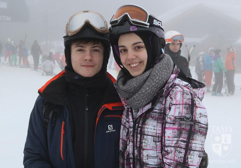 Academic Travel - HS Ski Adventure - Crans Montana