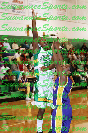 Suwannee High School Basketball 2009-10 Guys
