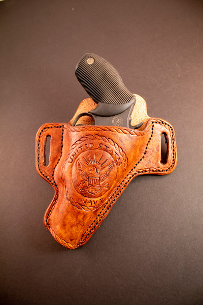 DTech Leatherworks Judge Holster 7/2019