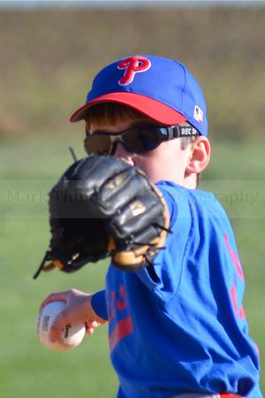 SWS Boy's 10 U Yankees v. Phillies 5.10.12
