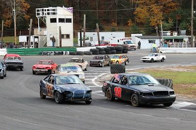 Evergreen Raceway - 50 Lap Big Car Enduro