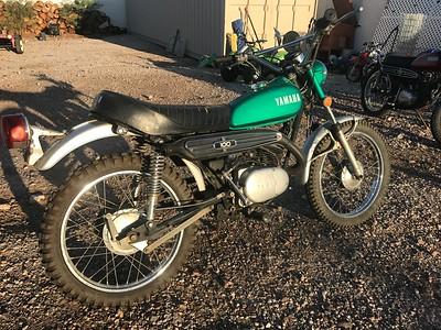 Yamaha 175 100