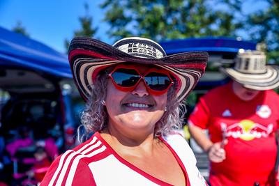 New Yord Red Bulls vs Atlanta United