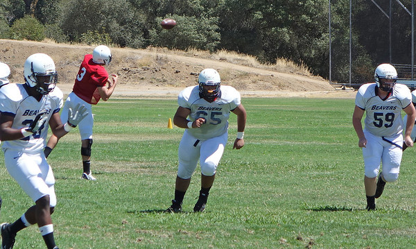 First Day in Pads 8/17