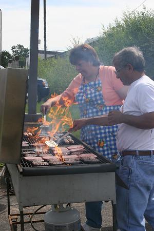 2005-08-24 - DHS picnic