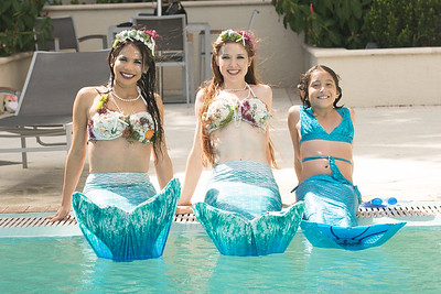 Joy's Mermaid Birthday