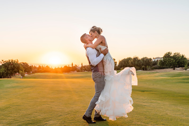 Suzanne & Ryan - Aphrodite Hills & Cap St Georges